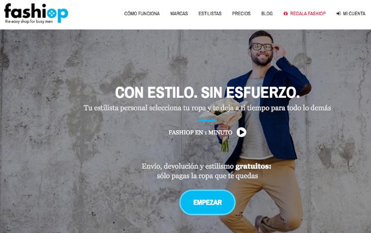 165.000 euros de inversión en la startup Fashiop