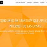 Hackathon de Startups de Internet de las Cosas