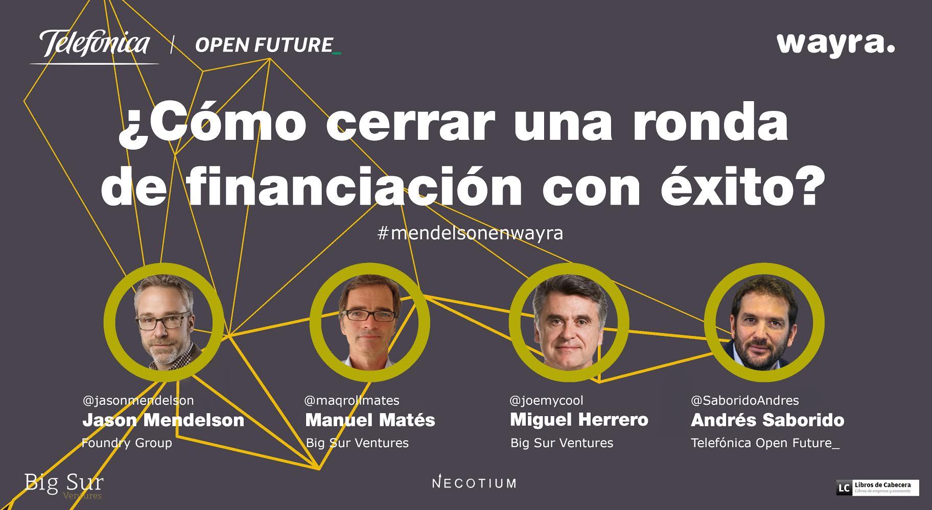 Venture Deals ¿Cómo cerrar una ronda de financiación con éxito?