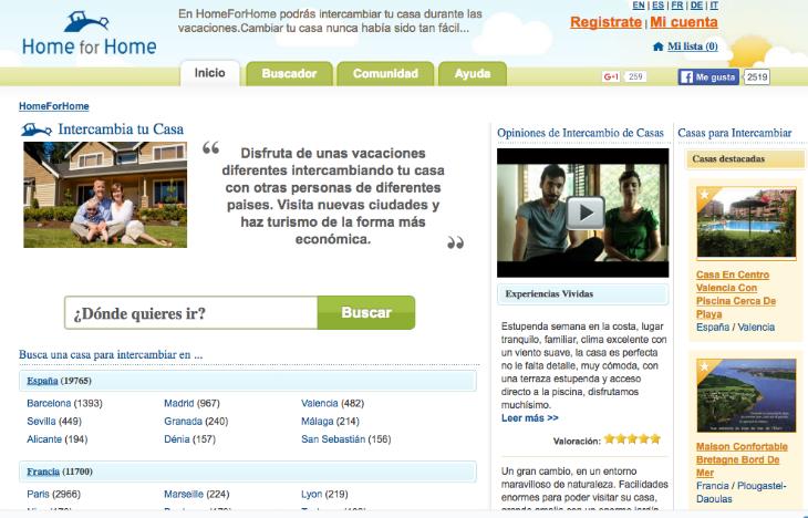 GuesttoGuest compra HomeforHome de Grupo Intercom