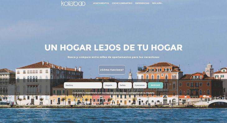 Kolaboo promueve las experiencias personales frente a viajes de masas