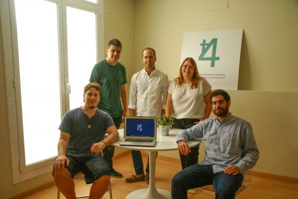 220.000€ de inversión en la startup Bet4talent