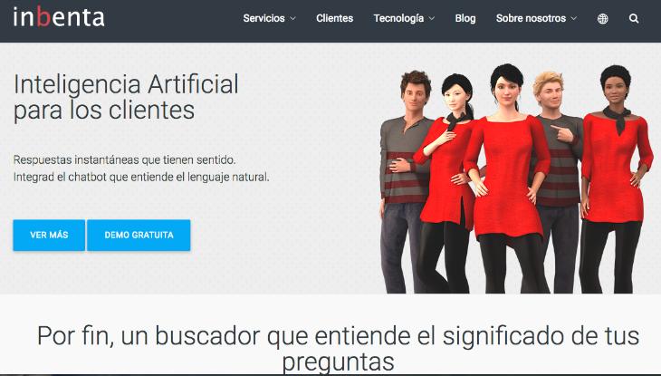 12 millones para la empresa de Inteligencia Artificial Inbenta