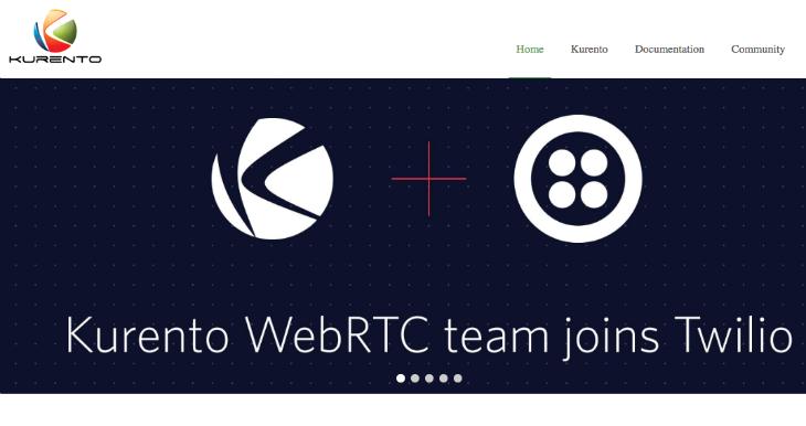 Twilio compra la tecnología WebRTC Media Server de Kurento