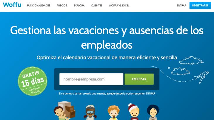 125.000 euros de inversión en la startup Woffu