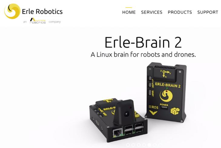 Acutronic compra la startup española de drones Erle