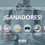 Ganadores del Concurso de Emprendedores 2016 de IEBS