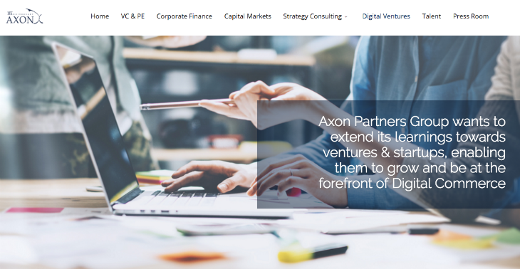 Nace Axon Digital Ventures & Services
