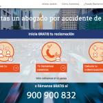 Carcrash para la reclamación online de accidente de tráficos