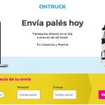 2 millones de euros de inversión en la startup OnTruck