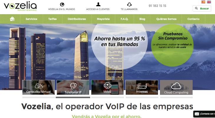 La empresa francesa Sewan adquiere la startup española Vozelia