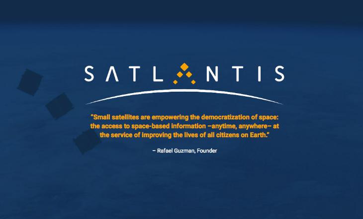 2,3 millones de euros de inversión en la startup espacial Satlantis