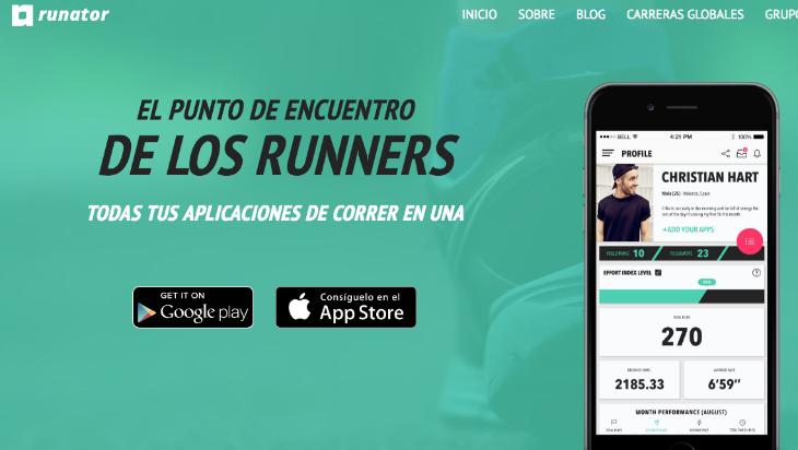 Runator quiere socializar el running