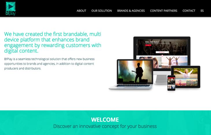 B!Play explora un nuevo modelo de negocio para los contenidos digitales