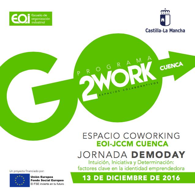 Presentación de proyectos del programa Go2Work en Cuenca