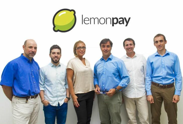 300.000 euros de inversión en Lemonpay