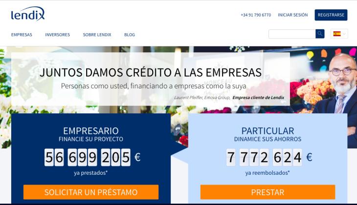 Descubre la startup de fintech Lendix