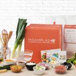 Misamplás vende ingredientes frescos listos para cocinar