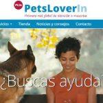 PetsLoverIn, todo lo que necesitas para tu mascota