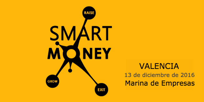 Programa definitivo Smart Money Valencia 2016
