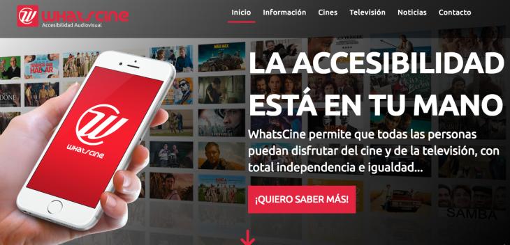 Whatscine realiza una ronda de inversión de 300.000 euros