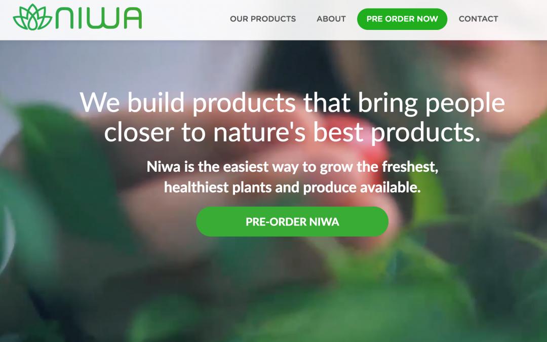 La startup Niwa capta más de 230.000€