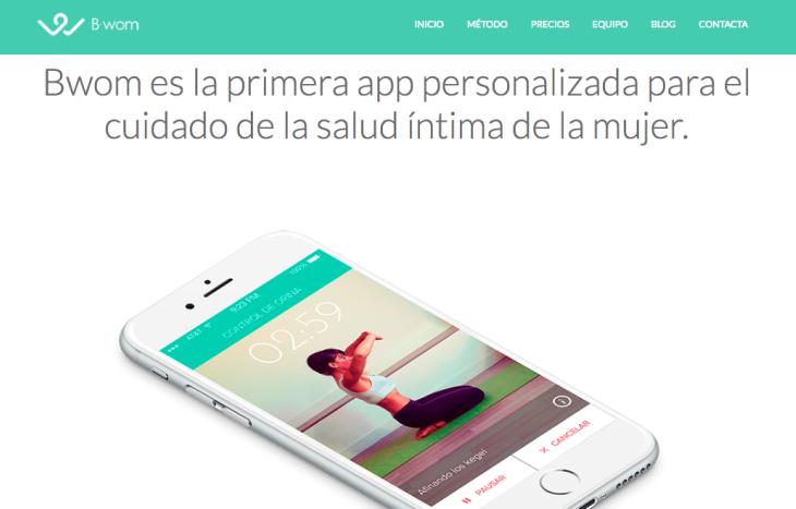 940.000 euros de inversión en la app Bwom