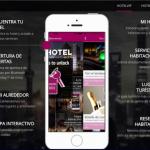 Hotelvip quiere que abras la puerta del hotel con el móvil