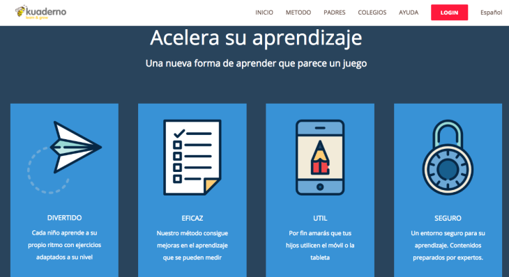Cabiedes & Partners y Fides Capital invierten en la startup Kuaderno