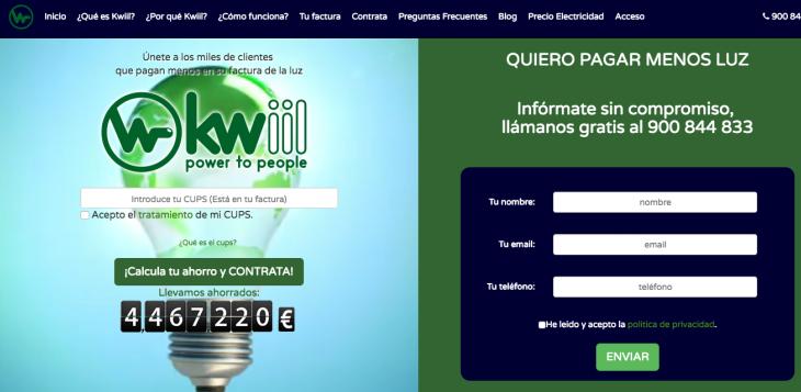 150.000 euros de inversión en la startup Kwiil