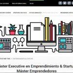 Formación para el emprendimiento y las startups