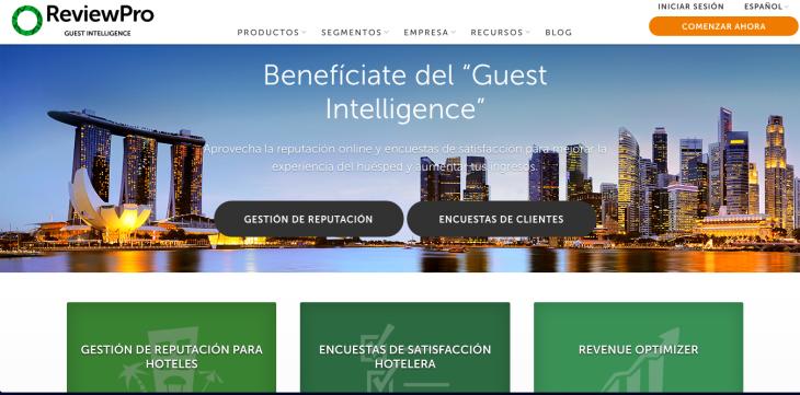 El grupo chino Shiji compra la empresa española ReviewPro