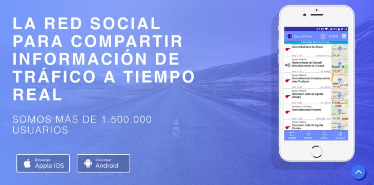 SocialDrive consigue 1,8 millones de usuarios