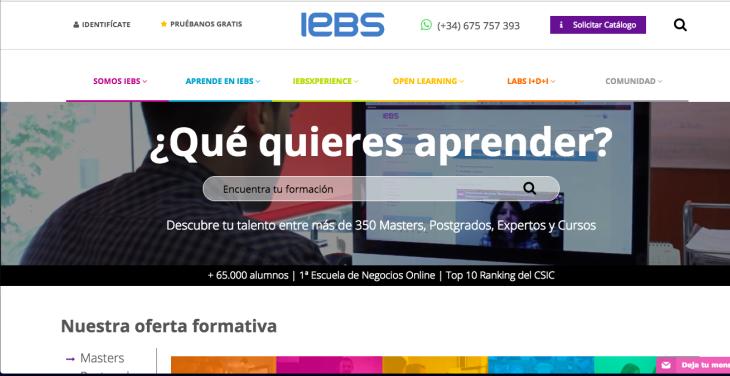 IEBS crea su primer curso en portugues