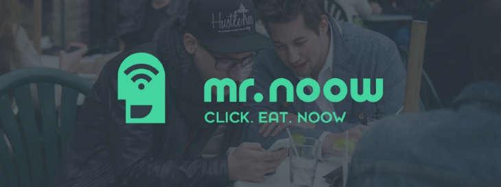 Mr Noow (antes Tabletech) recibe 500.000 euros en segunda ronda