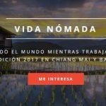 Vida Nómada, un proyecto para trabajar viajando