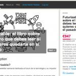 Participa en la campaña de Crowdfunding de Futurizable