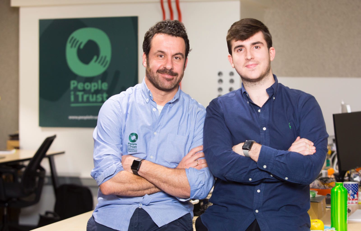 250.000 euros de inversión en la startup PeopleiTrust