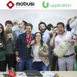 mobusi adquiere Upplication para diversificar su negocio