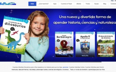 La Startup que quiere cambiar la educación de los niños, en casa y en el colegio