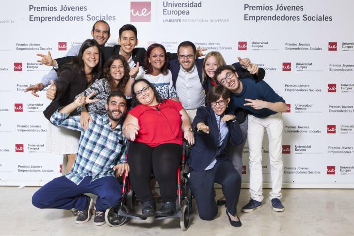 Premio Jóvenes Emprendedores Sociales