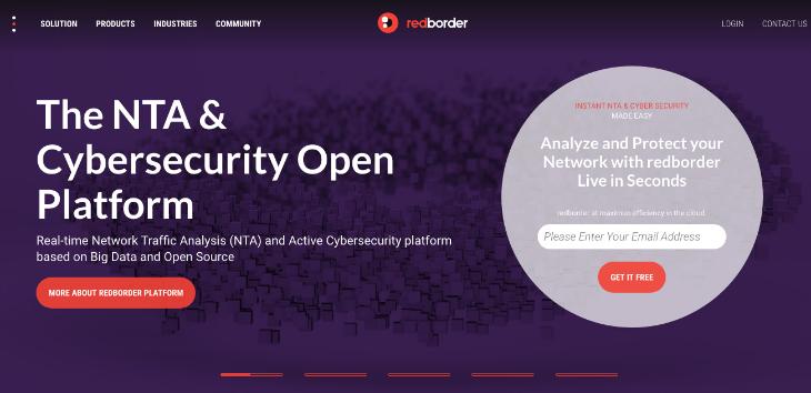 La plataforma de ciberseguridad Redborder llega a España