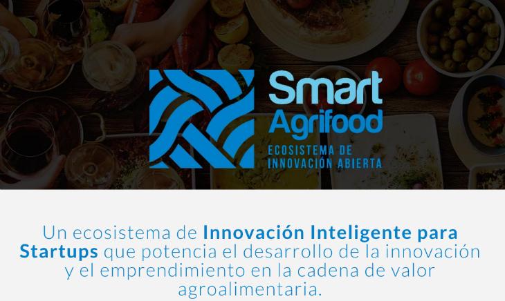 Descubre el Ecosistema de Innovación Abierta Smart Agrifood Startups