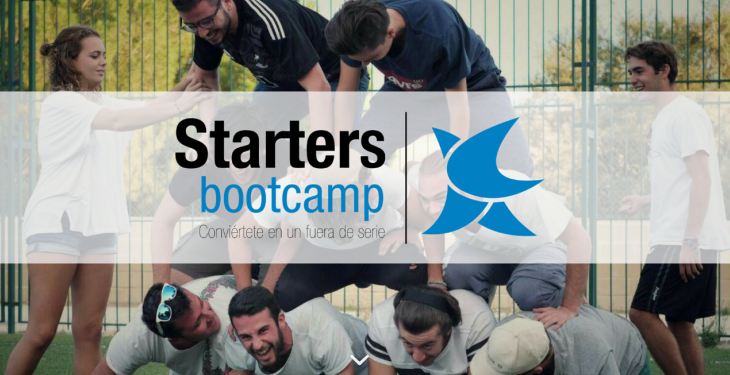 Descubre Starters Bootcamp