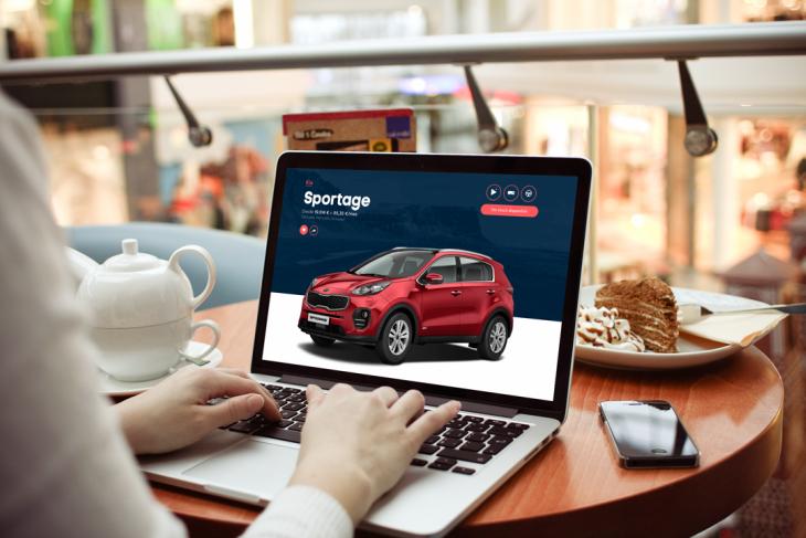¿Se pueden vender coches a través de Internet?