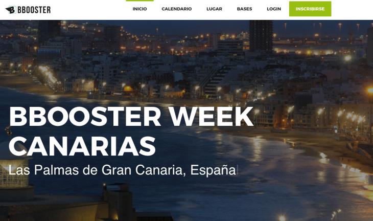 Llega una nueva edición de la Bbooster Week de Bbooster Ventures