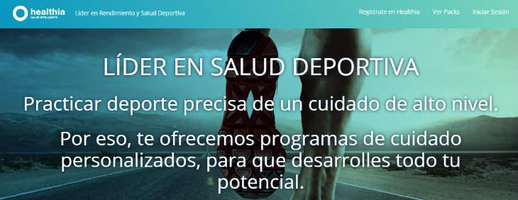 La startup Healthia es comprada por Sanitas