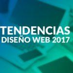Tendencias Diseño Web 2017