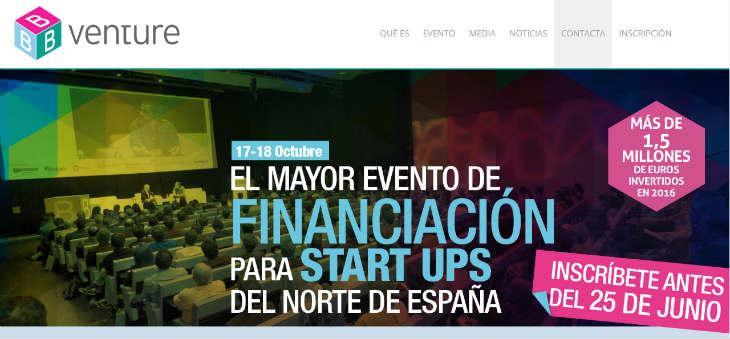 B-Venture, financiación, visibilidad y clientes