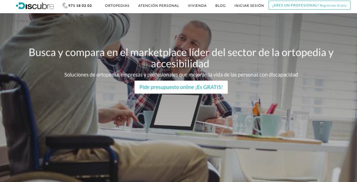 Campaña de crowdfunding del marketplace Discubre en La Bolsa Social